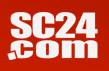 Neue Aktionen und Gutscheine bei SC24 - Eine Zeichnung eines Gesichts - Schriftart