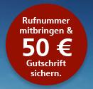o2 o wieder mit 40 Euro Kostenairbag = 40 Euro Handyflatrate - Eine Nahaufnahme von einem Schild - Logo