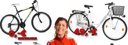 200 Euro Fahrrad Gutschein für 99 Euro - Eine Person, die auf einem Fahrrad sitzt - Fahrradpedale