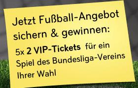 5x 2 Bundesliga VIP Tickets bei Sky - Eine Nahaufnahme von einem Schild - Sport Radfahrer