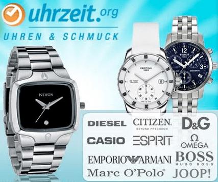 35 Euro Rabatt beim Uhrenkauf auf Uhrzeit.org - Eine Uhr in der Mitte einer Uhr - Beobachten