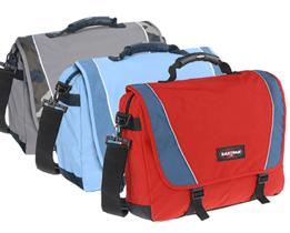 Laptoptasche von Eastpak für nur 19,99 Euro - Ein Gepäckstück - Kuriertaschen
