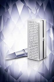 Gratis Lippenstifthalter bei Swarovski - Eine Nahaufnahme von einem Computer - Produkt