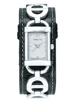 Günstige Armbanduhren für Herren und Damen - Eine schwarze Uhr auf einer Theke - Beobachten