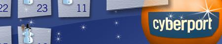 Die Internet Adventskalender 2010 im Überblick - Eine Nahaufnahme von einem Schild - Produkt