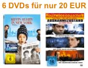 DVD Aktion: 6 DVDs für 20 Euro - Ein Screenshot eines Handys - Kevin McCallister