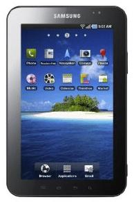Günstiges Samsung Galaxy Tab: für ca. 400 Euro aus England - Ein Screenshot eines Computers - Samsung Galaxy Tab 7.0