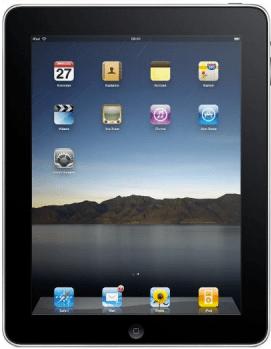 Apple iPad (1. Version) drastisch im Preis gesenkt - Ein Screenshot eines Computers - iPad 3