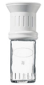 44%* bei der WMF Gewürzmühle Classic sparen - Ein Glas Wasser - Gewürzmühle