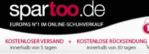 Gutscheine für Spartoo - Logo