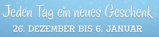 iTunes 12 Tage Geschenke – 2011 - Eine Nahaufnahme von einem Schild - Schriftart