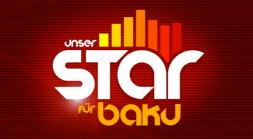 """Freikarten für """"Unser Star für Baku"""" – der Vorentscheid - Eine Nahaufnahme von einem Schild - Eurovision Song Contest 2012"""