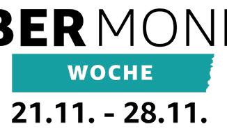 Cyber Monday Woche 2016 - Eine Nahaufnahme von einem Logo - Logo