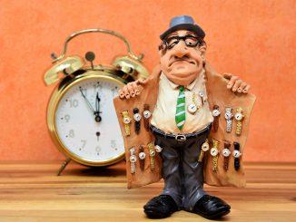 Billige Uhren im Internet