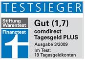 comdirect-testsieger