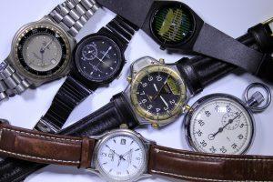 Uhren für Herren: Verschiedene Modelle