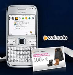 Nokia Handys ohne Vertrag mit Zalando Gutschein - Eine Nahaufnahme von Elektronik - Feature-Telefon