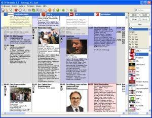 Software: kostenlose TV-Zeitschrift - Ein Screenshot eines Social Media Beitrags - TV-Browser